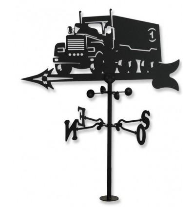 Windfahne truck