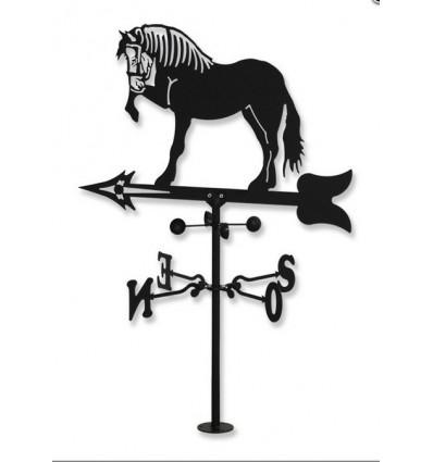 Weathervane do cavalo
