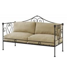 Schmiedeeisernes Sofa Granada