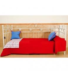 sofa cama de forja merida