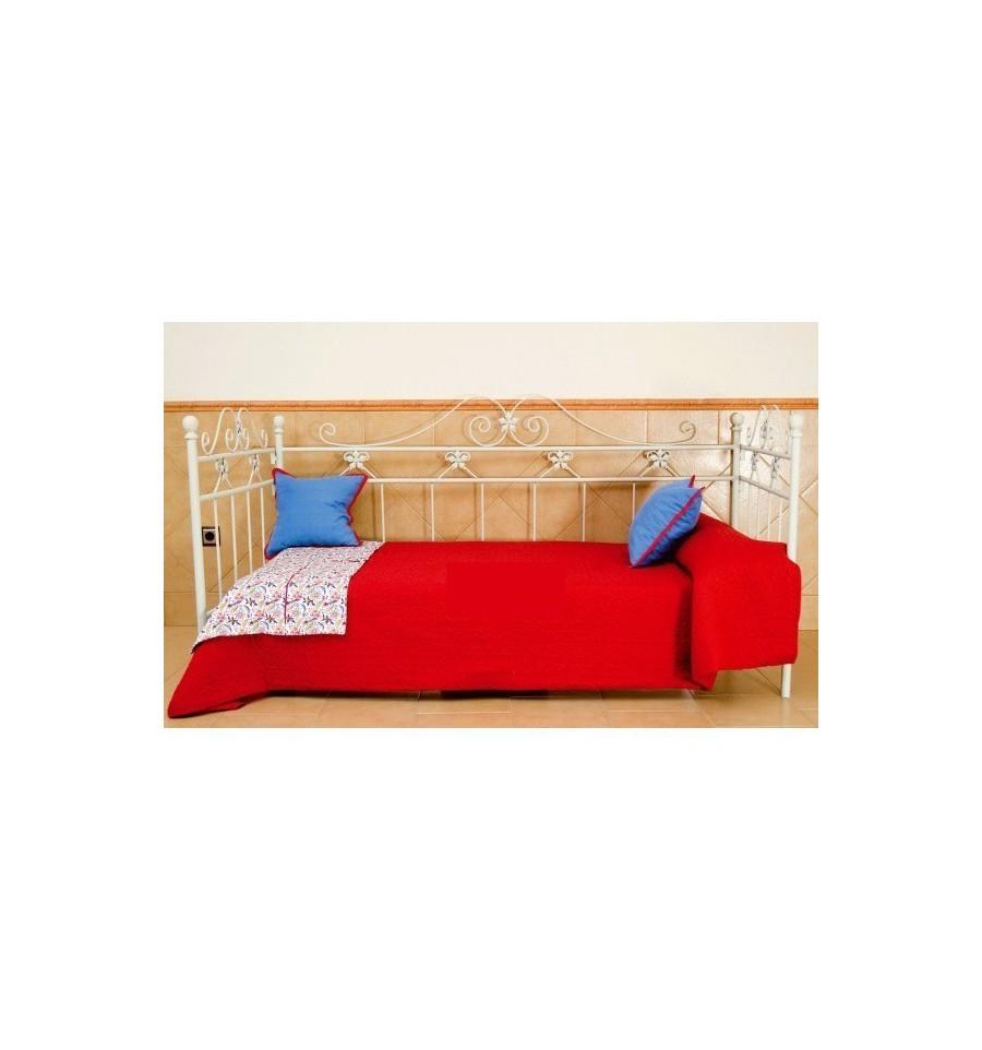 Sof cama de forja m rida - Sofas de forja ...