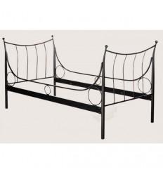 sofa cama de forja jerez