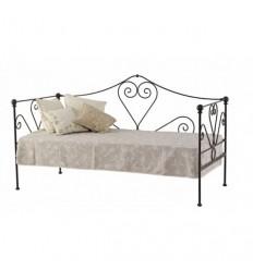 Canapé-lit en fer forgé Granada