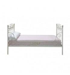 Sofá cama de forja Baby flor