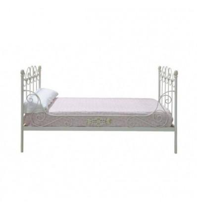 sofa de cama de forja baby flor
