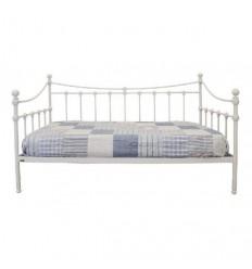 Canapé-lit en fer forgé Alfil