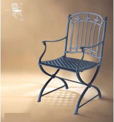 sillon de aluminio malaga