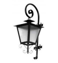 lanterna com braço de ferro Zamora