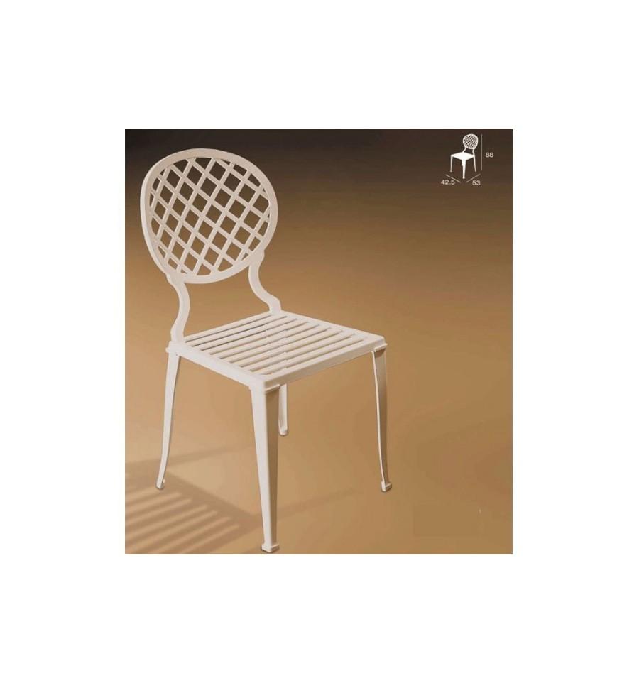 Silla de aluminio madrid - Muebles de jardin en madrid ...