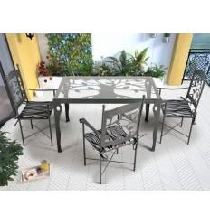 Mesa de jardín Mairena