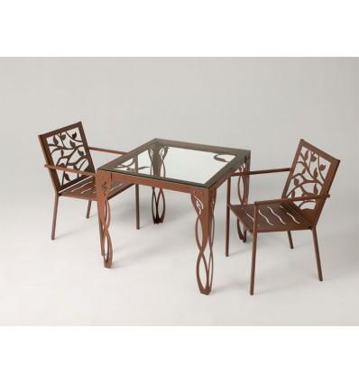 mesa de jardin estepona