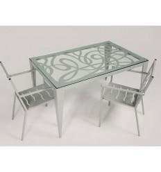 mesa de jardin bormujos