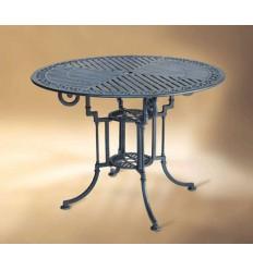 mesa de aluminio teide-marbella