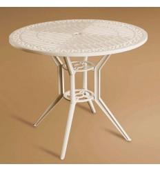 Table en aluminium Teba-Marbella