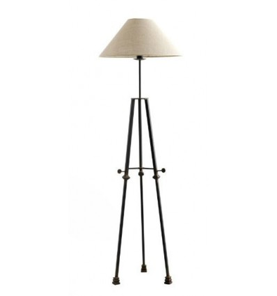 lampara de pie tripode