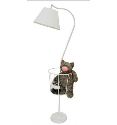 lampara de forja osito