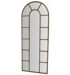 Specchio in ferro battuto Ventanal
