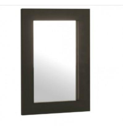 Specchio in ferro battuto Line