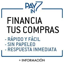 Financia tus compras con Pay in 7
