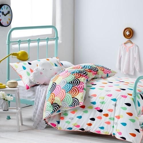 cama de forja celeste