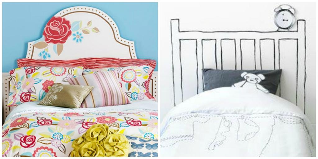Cabeceros originales forja hispalense blog - Cabeceros de cama originales pintados ...