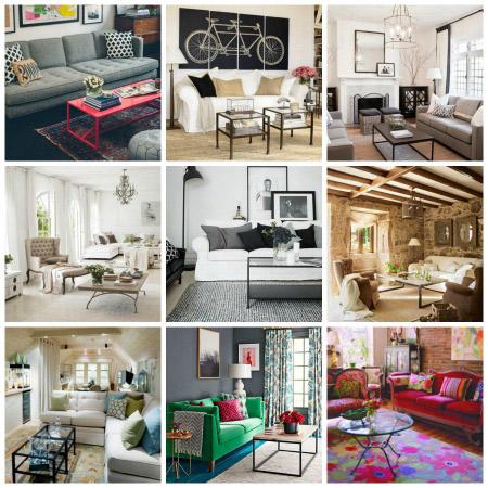 C mo decorar un sal n en tres pasos forja hispalense blog - Como decorar un salon con chimenea ...