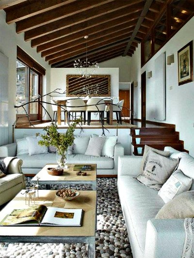 Decoracion rustica para tu hogar forja hispalense blog - Decorar habitacion rustica ...