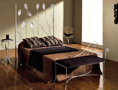 Ideas para reciclar cabeceros de cama forja hispalense - Cabeceros de forja antiguos ...