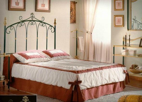 Cabeceros de cama de forja blancos forja hispalense blog - Cabeceros de forja antiguos ...