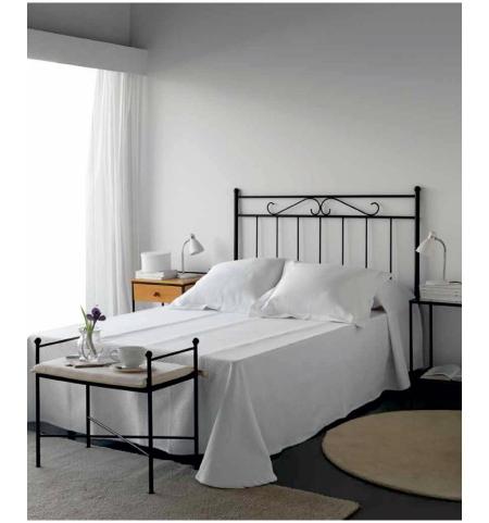 Cabeceros de cama elige el tuyo forja hispalense blog - Cabeceros cama de forja ...