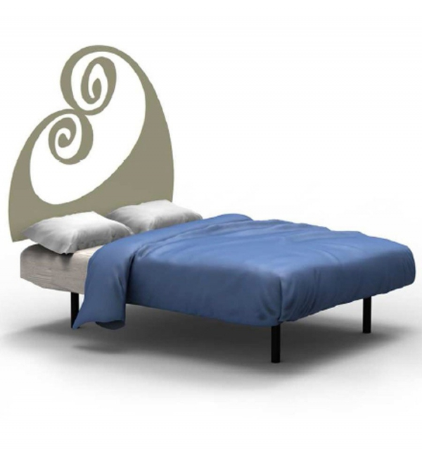 Cabeceros de cama modernos forja hispalense blog - Cabeceros forja modernos ...