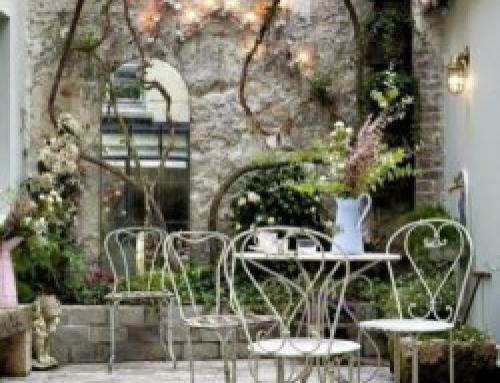 Sillas de jard n para terrazas r sticas forja hispalense for Zocalos rusticos para patios