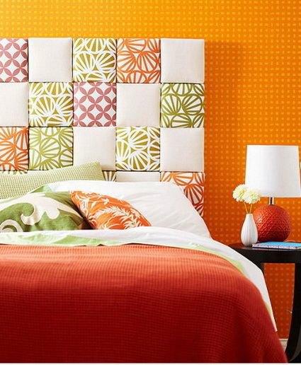 Pensando en comprar cabeceros de cama de 135 forja blog - Como colocar cojines en la cama ...