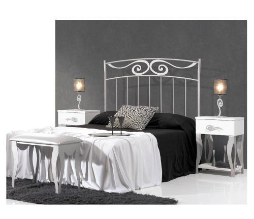 Pensando en comprar cabeceros de cama de 135 forja blog - Cabeceros en forja ...