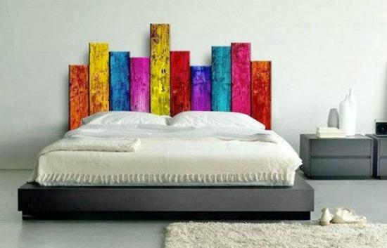 Pensando en comprar cabeceros de cama de 135 forja blog - Como hacer un cabecero de cama economico ...