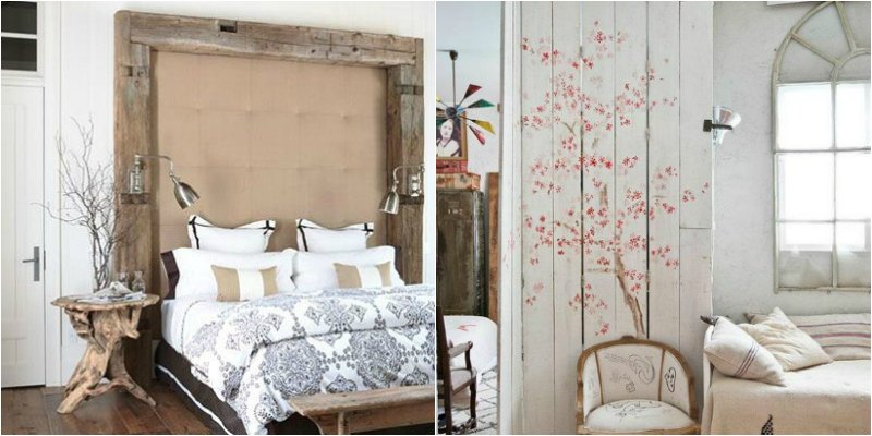 Ideas para decorar dormitorios rústicos - Forja Hispalense