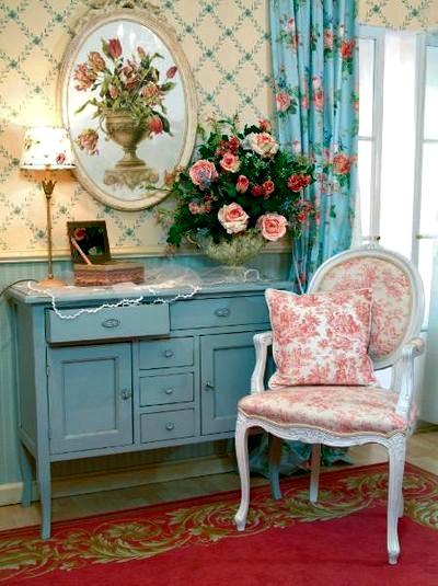 Muebles de entrada antiguos forja hispalense for Muebles rosas