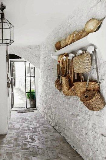 Recibidores modernos peque os decoraci n y usos forja - Forja hispalense ...