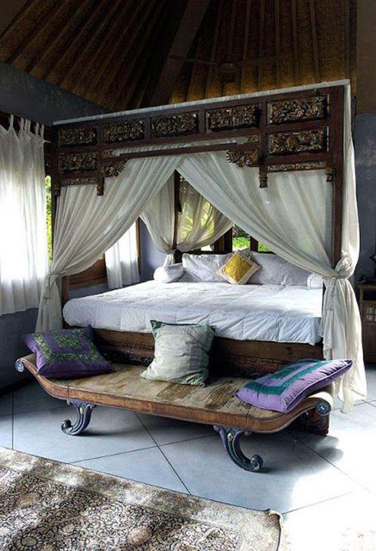 Banquetas para dormitorio 5 ideas para decorar forja blog - Banquetas dormitorio ...