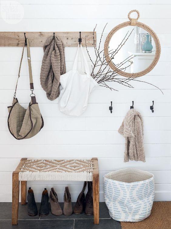 Como Decorar Un Recibidor Pequeno Forja Hispalense - Como-decorar-un-recibidor-pequeo
