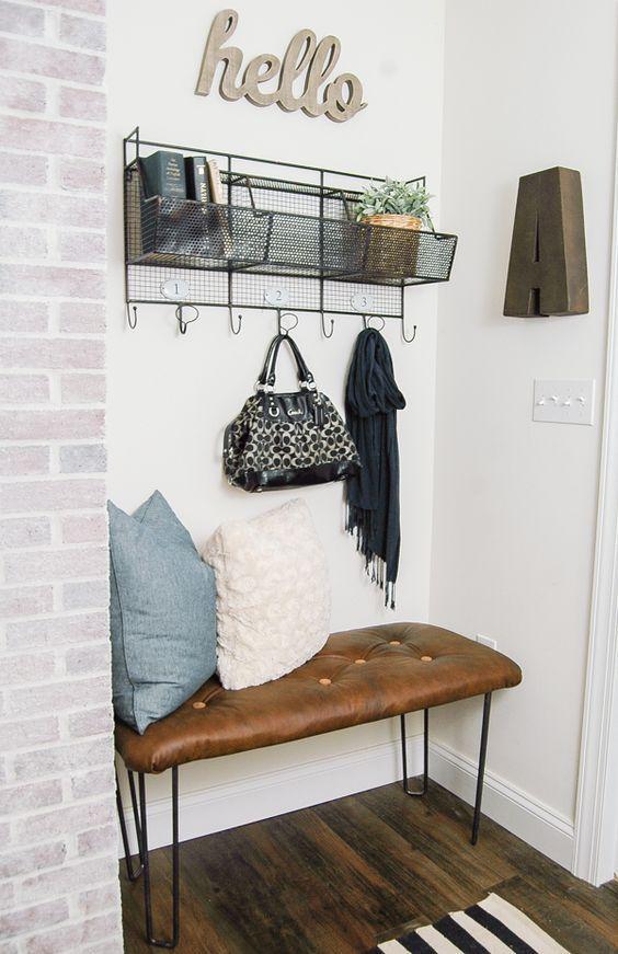 Muebles para recibidor pequeo diez ideas de decoracin - Casa diez recibidores ...