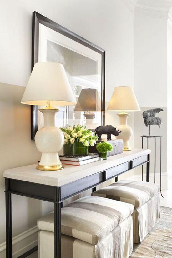 Muebles de recibidor modernos Forja Hispalense