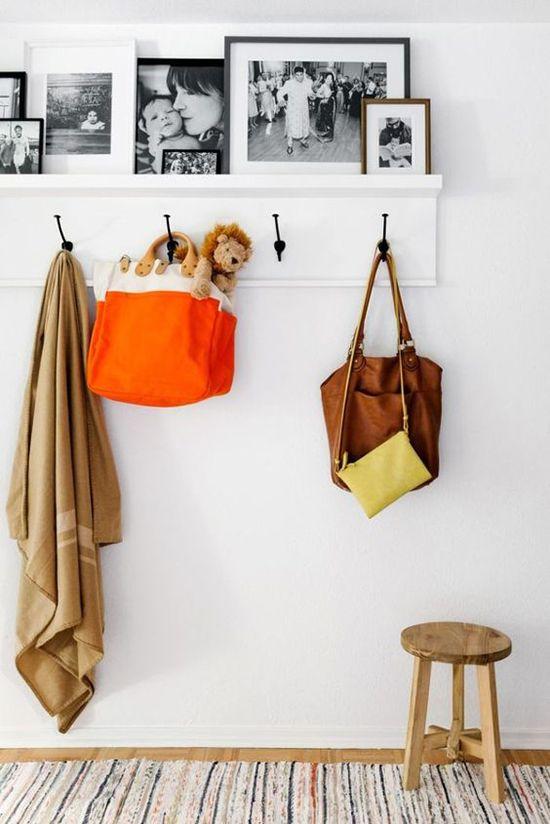 Muebles de recibidor modernos forja hispalense - Entradas con percheros ...