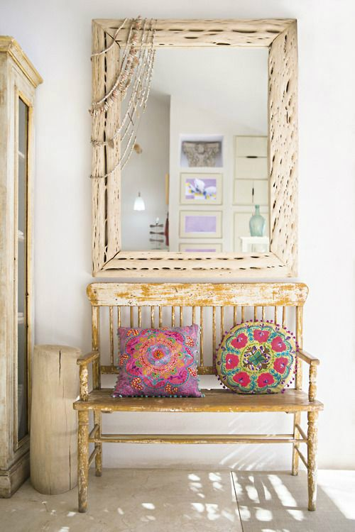 Crear recibidores con encanto forja hispalense blog - Recibidores con estilo ...