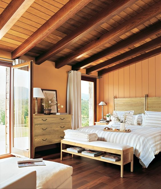 Las banquetas de dormitorio como elemento decorativo - Banquetas para dormitorio ...