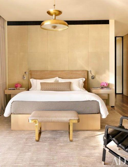 Banquetas de dormitorio: ¿moderna, vintage o forja? - Forja Hispalense