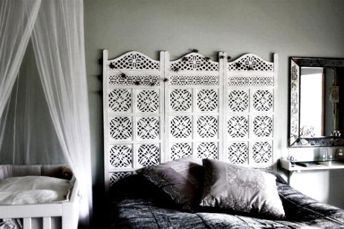 cabeceros de cama originales y modernos