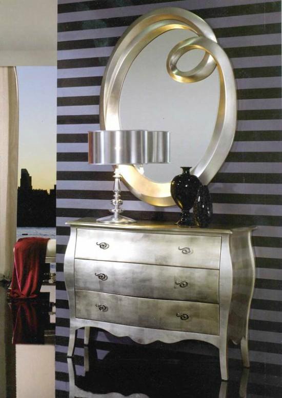 Buscas consola y espejo para recibidor top ideas for Espejos recibidor