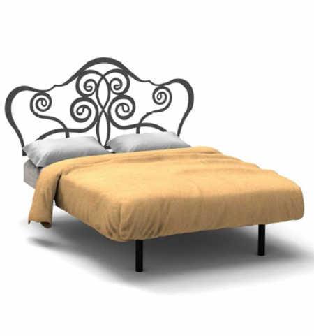 Cabeceros de dise o para dormitorios de matrimonio y ni os - Cabeceros de forja de diseno ...