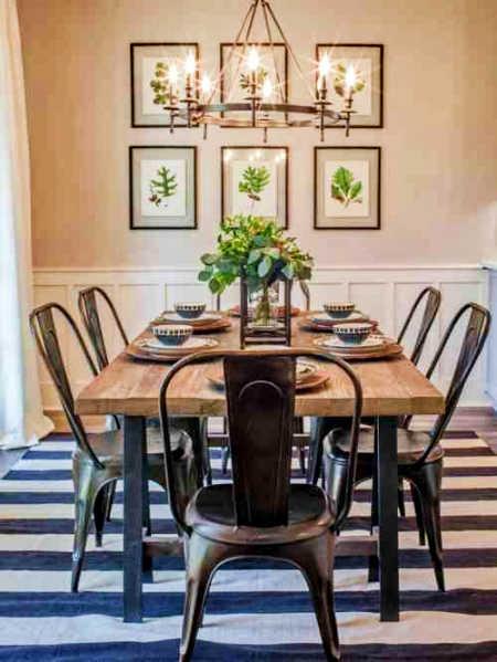 Qué sillas de comedor comprar? Forja Hispalense Blog